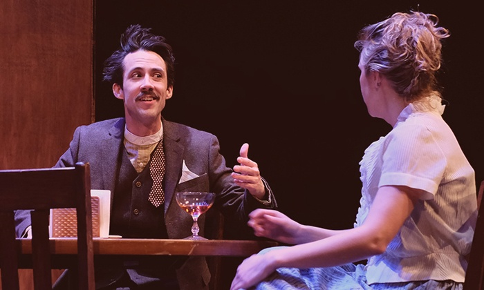 """Organic Theater Company - Greenhouse Theater Center: Organic Theater Company Presents """"Tartuffe"""" or """"Picasso at the Lapin Agile"""" on May 18–June 28 (Up to 52% Off)"""