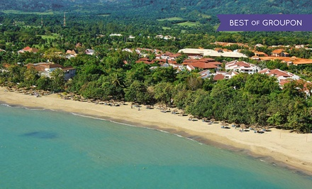 Groupon Deal: ✈ All-Inclusive Barcelo Puerto Plata Stay with Air. Price per Person Based on Double Occupancy. Includes Taxes and Fees.
