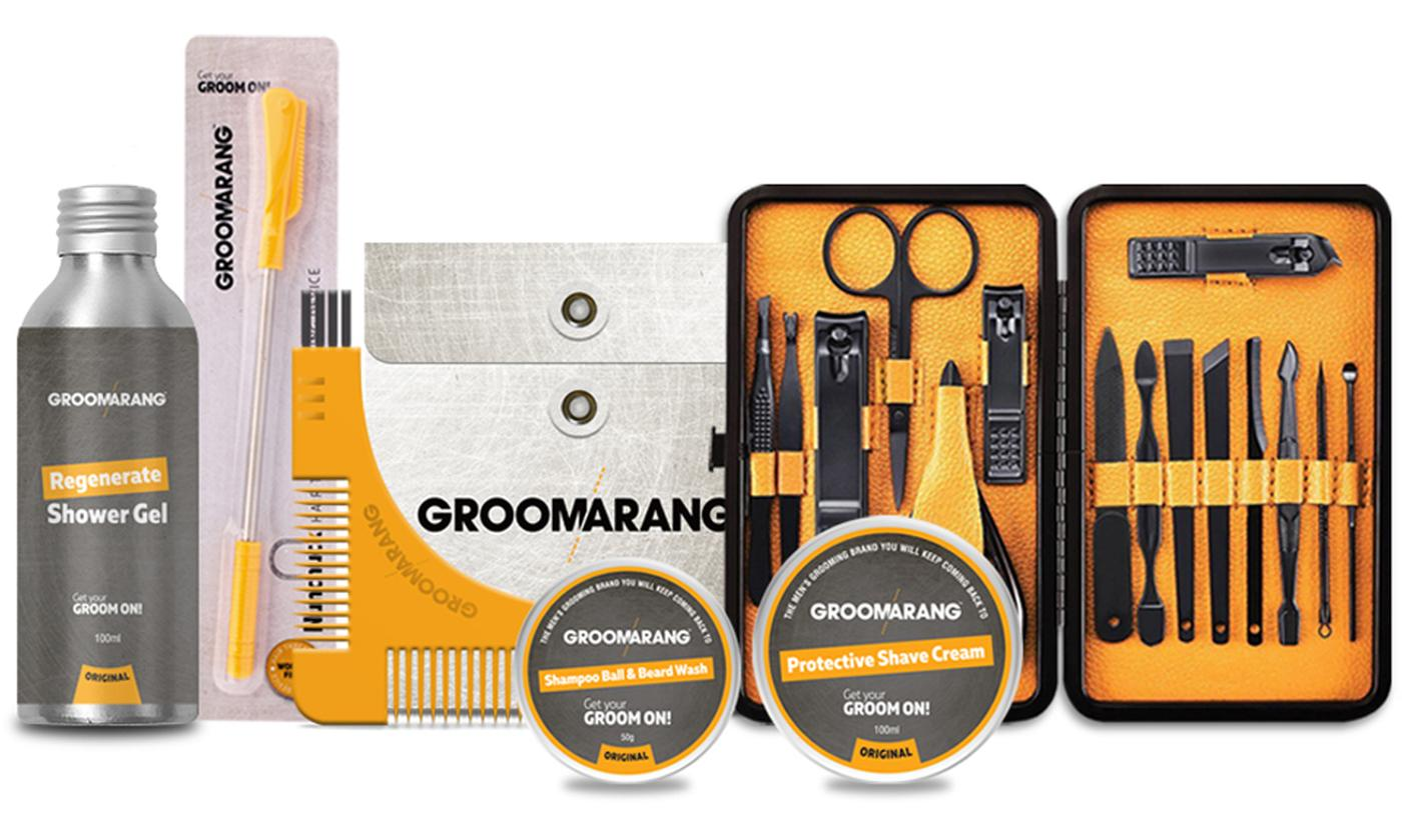 Groomarang 20-Piece Gift Set