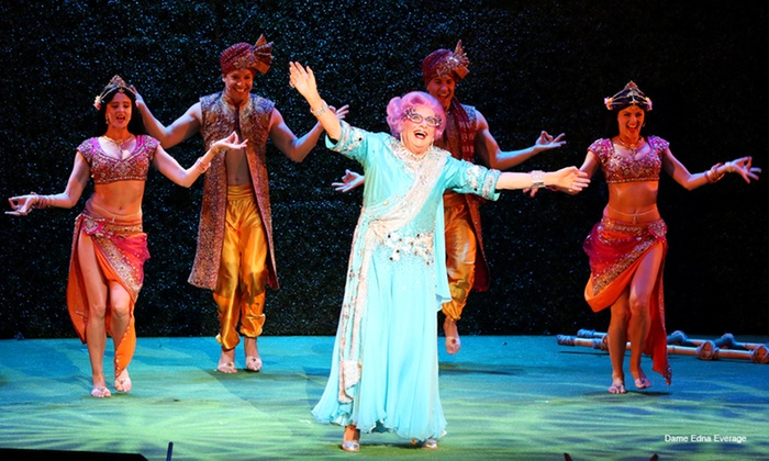"""Dame Edna's Glorious Goodbye - The Farewell Tour"" - The Princess of Wales Theatre: Dame Edna's Glorious Goodbye - The Farewell Tour at Princess of Wales Theatre April 9–14 (Up to C$33.50 Off)"