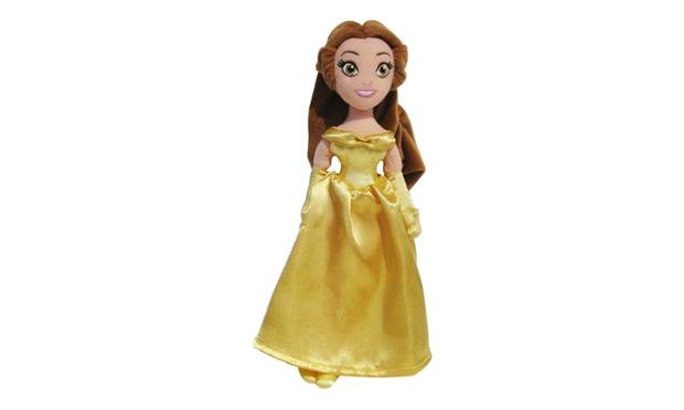 Peluche Disney di Mickey Mouse e Principessa Belle. Vari personaggi disponibili da 10,99 € a 14,99 €