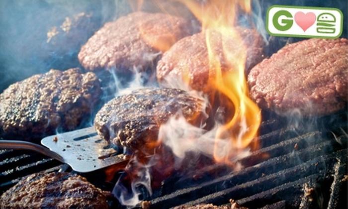 Aqua Quip - Multiple Locations: $15 for $30 Worth of Barbecue Supplies and Accessories at Aqua Quip