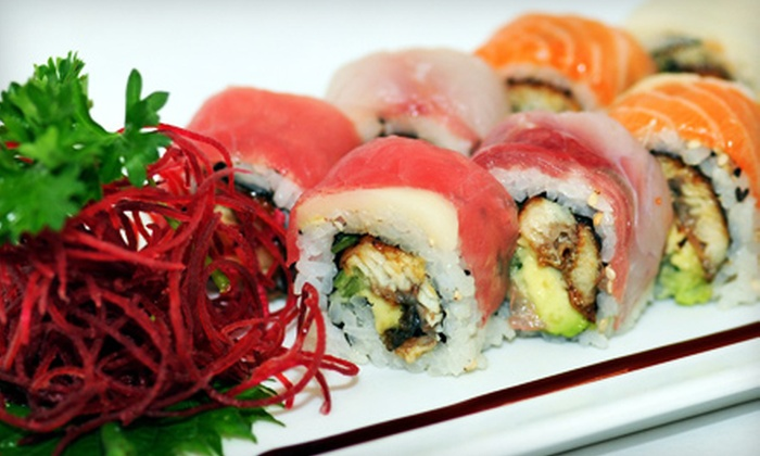 Feng Shui - Natick: $10 for $25 Worth of Hibachi, Sushi, and Chinese Cuisine at Feng Shui in Natick