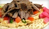 Petra Grill - Northeast Raleigh: $16 for Mediterranean Meal for Two at Petra Grill (Up to $32.06 Value)