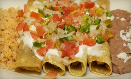 $20 Groupon to Mexicali Restaurant - Mexicali Restaurant in Battle Creek