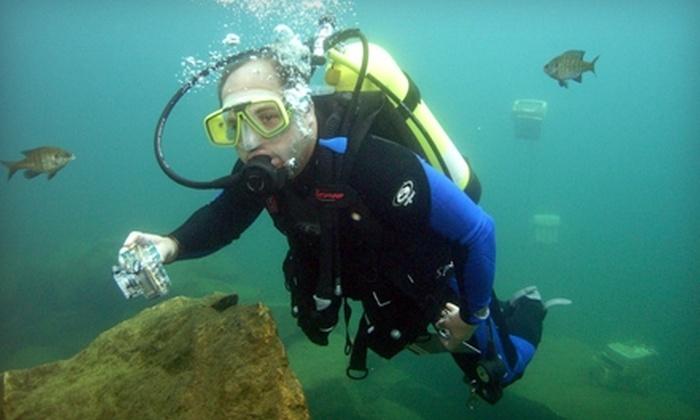 Atlantis Divers - Richmond: $15 for Discover-Scuba Class at Atlantis Divers ($50 Value)