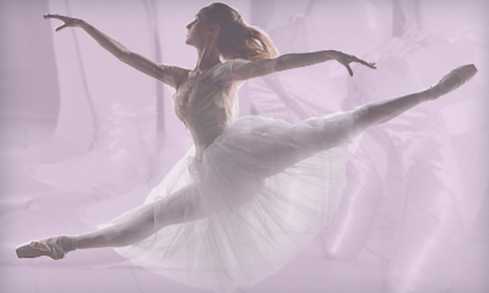 The Guilfoil Academy of Dance - St. Petersburg: $200 for 20 Dance Classes at The Guilfoil Academy of Dance (Up to $425 Value)
