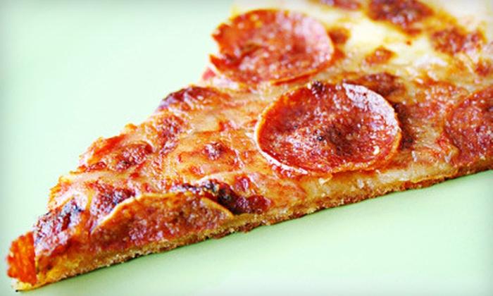 Jazzeria Piccolo Pizza & Pasta - Ridgefield: $15 for $30 Worth of Pizza and Italian Fare at Jazzeria Piccolo Pizza & Pasta in Ridgefield