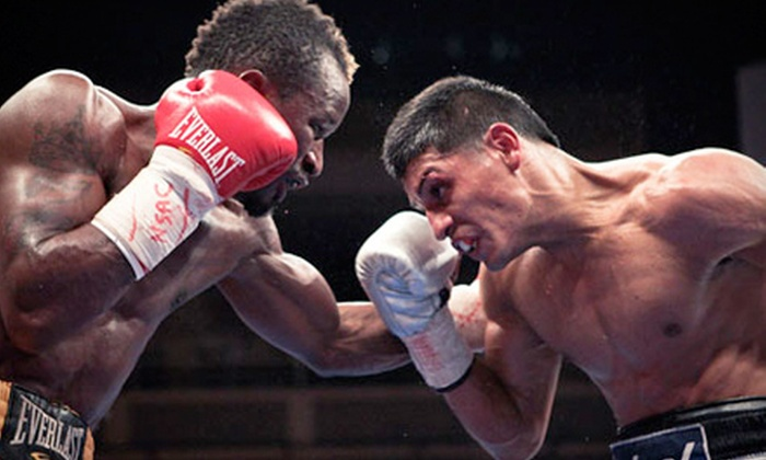 Showtime Championship Boxing – Mares Versus Agbeko II - Honda Center: One Ticket to Mares Versus Agbeko Fight at Honda Center in Anaheim on December 3 at 2:30 p.m. Four Options Available.