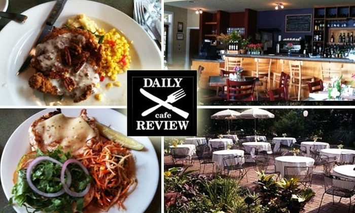Daily Review Cafe - Neartown/ Montrose: $20 for $40 Worth of Home-Style Dinner Dishes at Daily Review Cafe