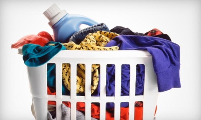 Sparklean Laundry Systems - Multiple Locations: $15 for $40 Worth of Drop-Off Laundry Services or $30 Worth of Self-Serve Laundry Services at Sparklean Laundry Systems