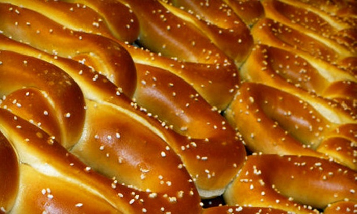 Philly Pretzel Factory Allentown - Multiple Locations: Pretzels or a Party Tray at Philly Pretzel Factory