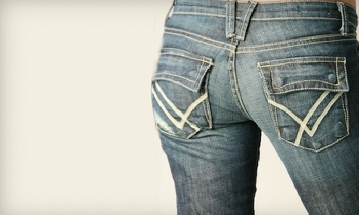 National Jean Company - Columbus: $50 for $100 Worth of Designer Denim and Apparel at National Jean Company