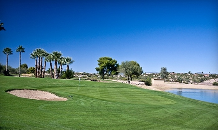 Wickenburg Country Club - Wickenburg: $24 for 18 Holes of Golf, Including Cart Rental, Range Balls, and $10 Dining Credit at Wickenburg Country Club ($48 Value)