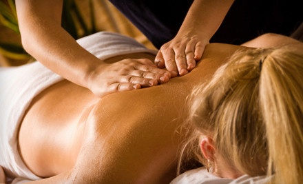 One-Hour Custom Massage (a $90 value) - Beauty Essentials Day Spa in Savannah