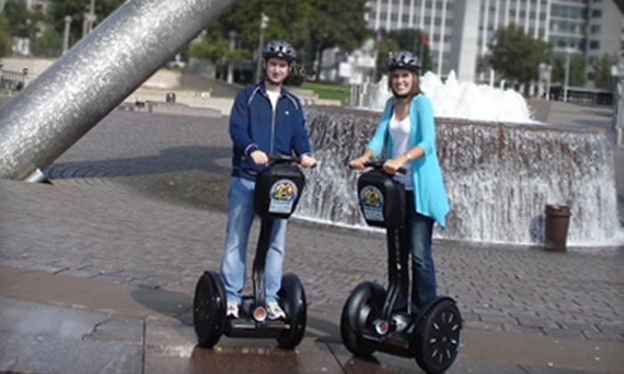 SemSeg - Downtown: $35 for a Two-Hour Segway Rental from SemSeg ($70 Value)