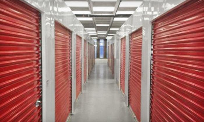 Seattle Vault Self Storage - Seattle Vault Self Storage: Three or Six Months of Storage in a 5'x10', 10'x10', or 10'x15' Unit at Seattle Vault Self Storage (Up to 67% Off)