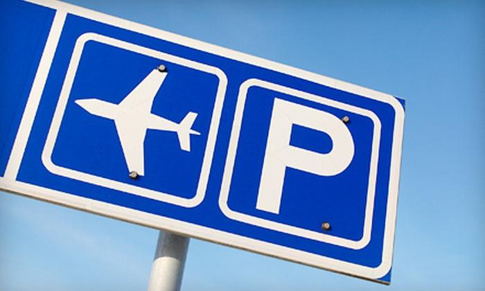 Keck Parking - Southwestern Hills: Airport Parking at Keck Parking