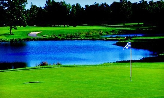 Wedgwood Country Club - Washington: $65 for Round of Golf for Two, Plus Cart, at Wedgwood Country Club in Turnersville (Up to $123 Value)