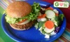 The Spot Natural Food Restaurant - Hermosa Beach: $5 for a Veggie Burger at The Spot Natural Food Restaurant in Hermosa Beach (Up to $10.95 Value)