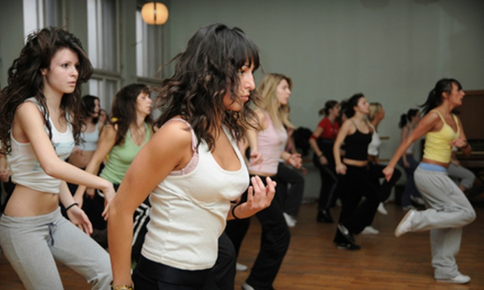 Hilary Leaf - Portage: $20 for Six Zumba Classes with Hilary Leaf at Chung's Black Belt ($42 Value)