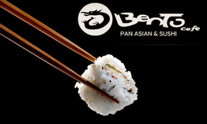 Bento Cafe - Doctor Phillips: $9 for $20 Worth of Pan-Asian Cuisine and Boba Tea at Bento Cafe