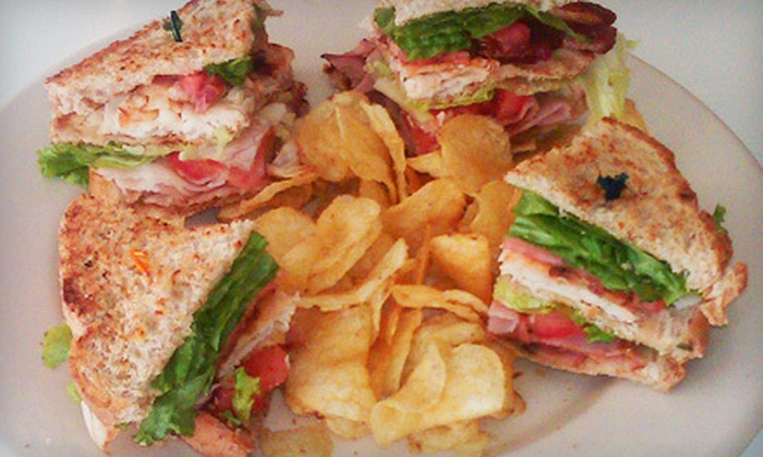 The Butter Cafe - University Park: $7 for $15 Worth of Cafe Fare at The Butter Cafe