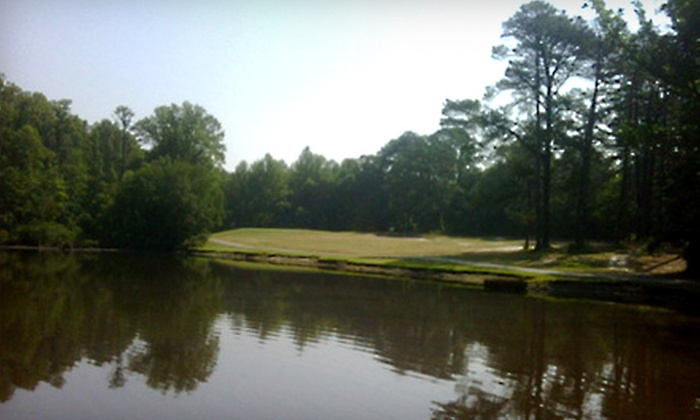 Bowden Golf Club - Macon: $15 for Round of Golf with Cart and a Small Bucket of Range Balls at Bowden Golf Club (Up to $31 Value)
