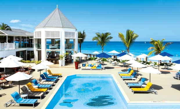 TripAlertz wants you to check out ✈ 4-Night All-Inclusive Azul Beach Resort Sensatori Stay w/ Air. Price per Person Based on Double Occupancy. ✈ All-Incls. Azul Beach Resort Say w/ Air from Luxe Travel Collection - All-Inclusive Jamaica Vacation