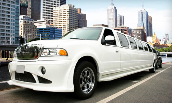 Absolute Transportation - Des Moines: Two- or Four-Hour Limousine Ride for Up to 17 from Absolute Transportation