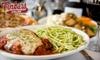 Finbars Italian Kitchen - Multiple Locations: $10 for $20 Worth of Italian Cuisine and Drinks at Finbars Italian Kitchen
