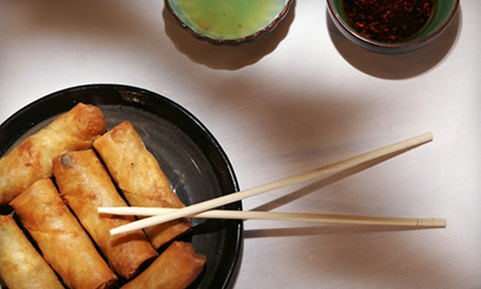 ZANG Asian Bistro - Downtown Glendale: $10 for $20 Worth of Pan-Asian Cuisine at Zang Asian Bistro in Glendale