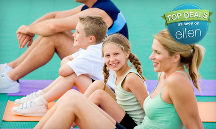 YMCA of Metropolitan Dallas - Multiple Locations: 60-Day Individual or Family Pass to YMCA of Metropolitan Dallas (Up to 87% Off)
