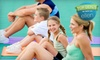 YMCA of Metro Dallas - Multiple Locations: 60-Day Individual or Family Pass to YMCA of Metropolitan Dallas (Up to 87% Off)