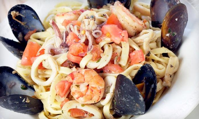 La Villa Trattoria - Westport: Italian Fare for Lunch or Dinner at La Villa Trattoria in Westport