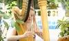 55% Off Wedding-Harpist Package