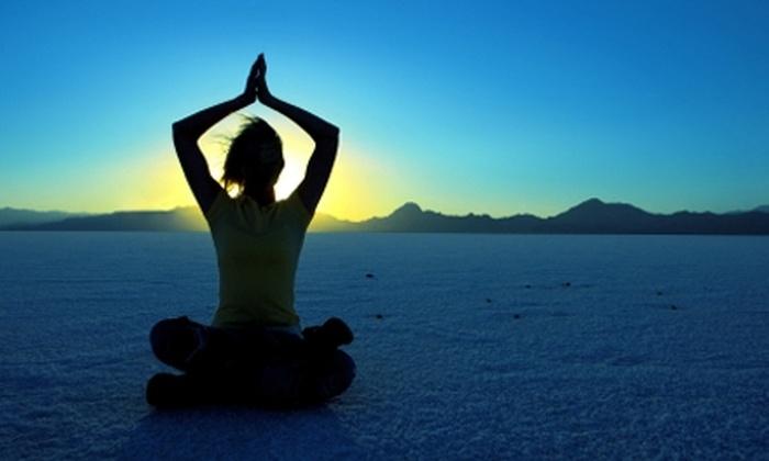 Sanctuary Yoga  - Highwood: $35 for Five Yoga Classes at Sanctuary Yoga in Highwood ($85 Value)