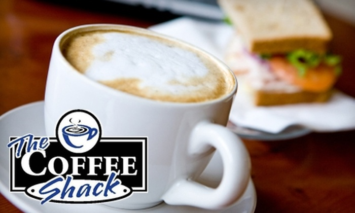 The Coffee Shack - Rock Hill: $5 for $10 Worth of Espresso Drinks and More at The Coffee Shack in Rock Hill