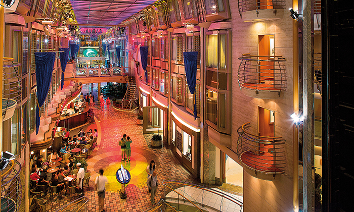 Royal Caribbean: NYE Cruise 4