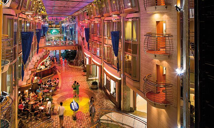 Royal Caribbean: NYE Cruise 4