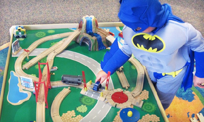 ABQ's Playroom - Desert Ridge Place: Two, Five, or Ten Open-Play Passes to ABQ's Playroom (Up to 61% Off)