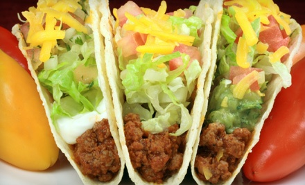 $16 Groupon for Dinner - Chef Delights Mexican Cuisine in Omaha