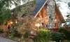 Foxtrot Bed and Breakfast - Gatlinburg, TN: $125 for One-Night Weekday Stay with Champagne and Cider at Foxtrot Bed and Breakfast Inn in Gatlinburg ($255 Value)