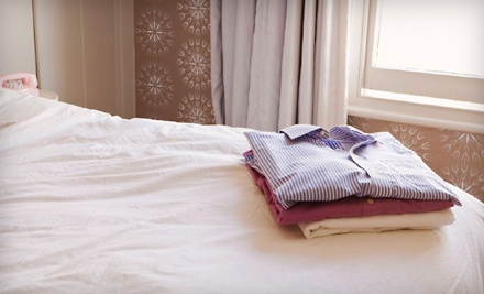 $25 Groupon for Dry-Cleaning or Pressing Services - Speed-Brite Supercenter Laundromat in Shreveport