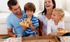 BOGO Bistro - Multiple Locations: Two Pizzas or One-Year Membership at BOGO Bistro (Up to 57% Off)