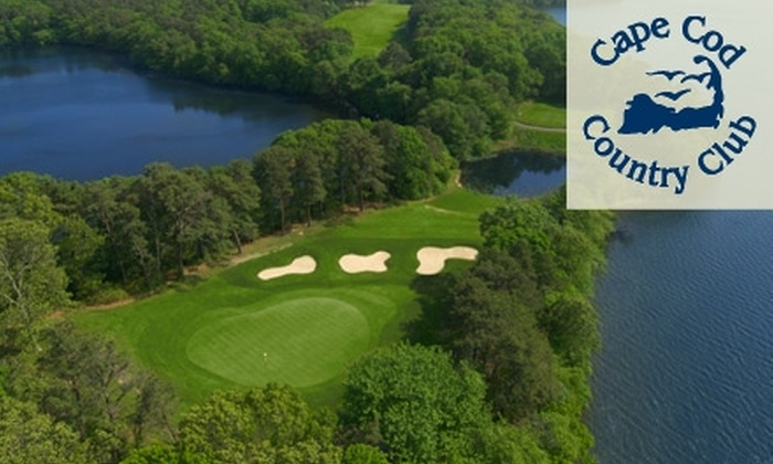 Friel Golf Management - Multiple Locations: $40 for 18 Holes of Golf Plus a Cart at Cape Cod Country Club (Up to $73 Value)