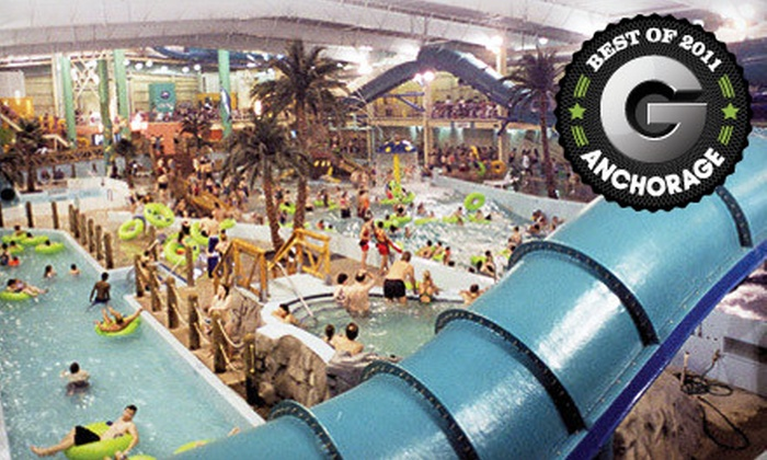 H2Oasis Indoor Waterpark - Huffman / O' Malley: Waterpark Outing for an Adult or Child at H2Oasis Indoor Waterpark (Up to 52% Off)