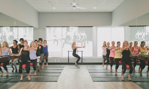 Southern Barre: 10 Barre Classes at Southern Barre Fitness (61% Off)