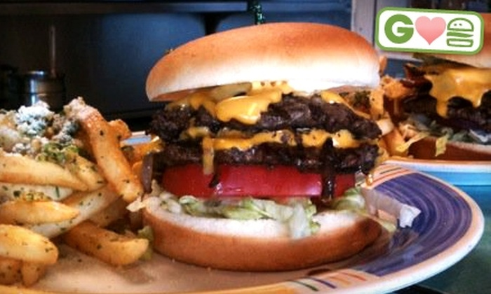 Burger City - Vacaville: $8 for $16 Worth of American Fare and Drinks at Burger City in Vacaville