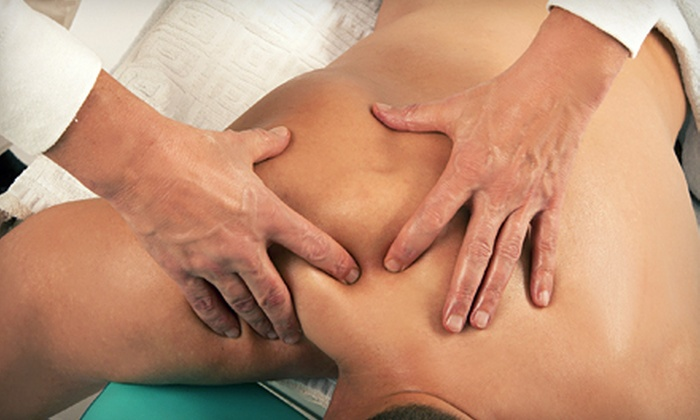 Petracco Chiropractic Center - Multiple Locations: $29 for Massage and Optional Exam and Adjustment at Petracco Chiropractic Center in Jersey City (Up to $383 Value)